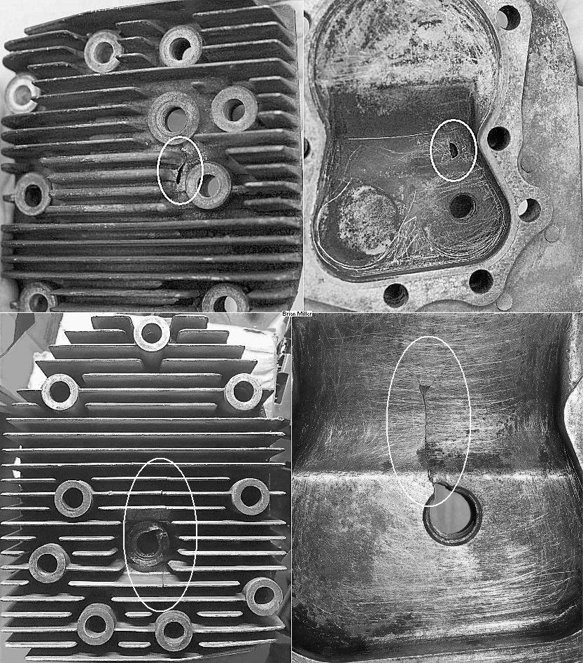 Information About Cylinder Heads For Kohler Engines