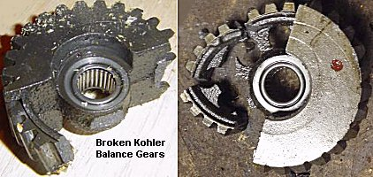 25 Hp Kohler Engine Governor Problems