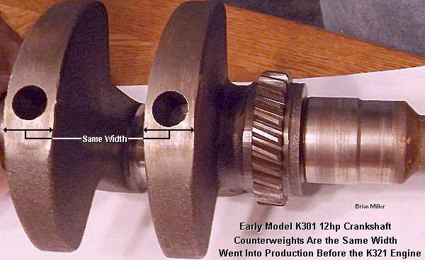 How to Balancing a Single Cylinder Engine Crankshaft and Piston