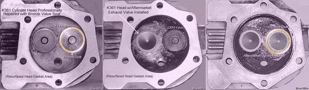 Gasket Kit To Reinstall The K361 Cylinder Head On Engine Includes