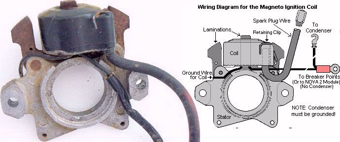 Help coil questions K181s MyTractorForum The – Kohler K181s Engine Wiring Diagrams