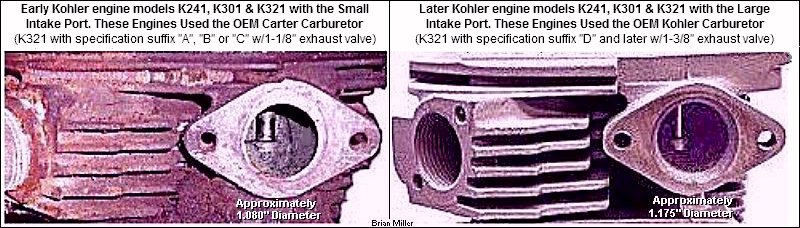 Information about Carburetors, Fuel Systems and Various Fuels for