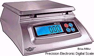 Precision Electronic Digital Scale