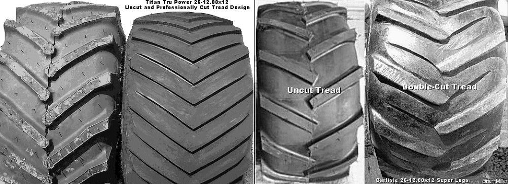 Information About Tractor Pulling Tires and How To Widen Wheels